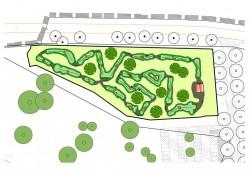 Spielgolfanlage & Putting Course im Detail