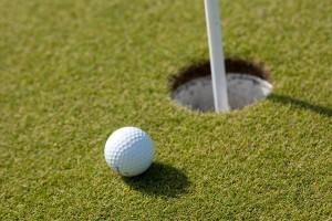 Golf in Binz auf Rügen